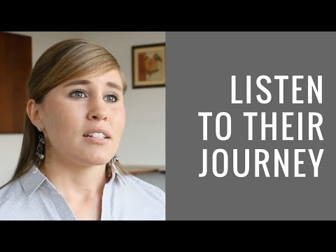Listen To Their Journey | Suicide Prevention