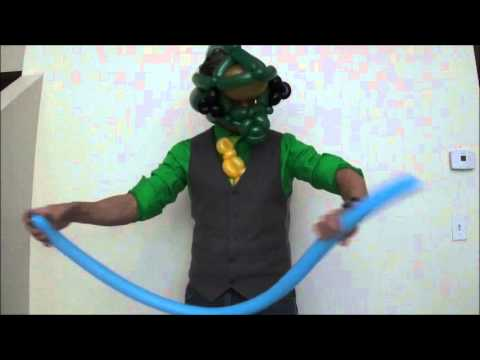 Balloon Halo Energy Sword TUTORIAL