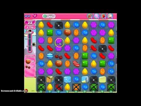 Cheat Tips For Candy Crush Saga - Level 92