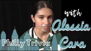ALESSIA CARA -- Backstage at Philly