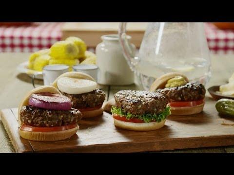 How to Make The Best Hamburger Ever | Beef Recipes | Allrecipes.com