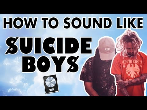 How to Sound Like $UICIDEBOY$ -