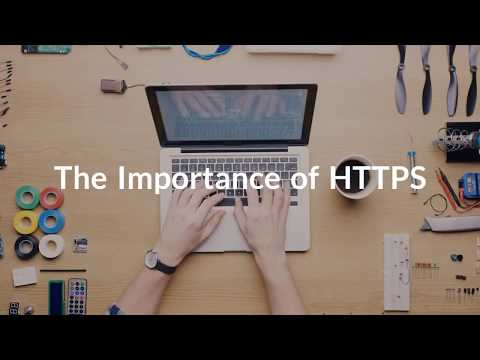 The Importance of updating your website to HTTPS