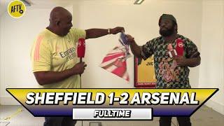 Sheffield Utd 1-2 Arsenal   Time To Give The Captaincy Back To Xhaka! (Kelechi)