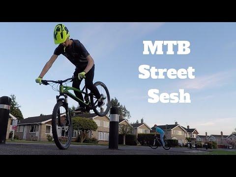 STREET SERIES | Ep.1 | First Street Sesh on the Mountain Bikes!