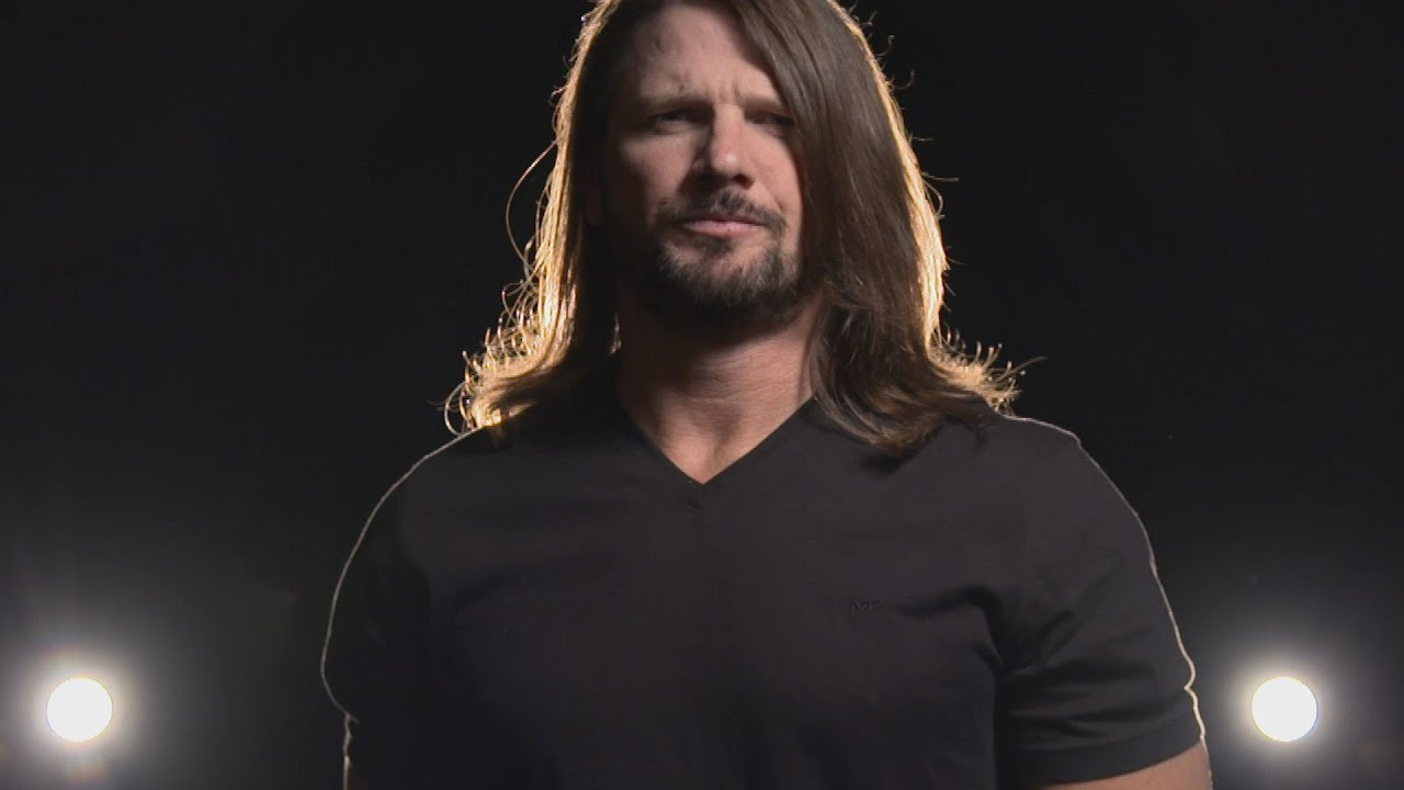"""AJ Styles reveals Vince McMahon's expectations of him (Featuring """"Natural"""" by Imagine Dragons)"""