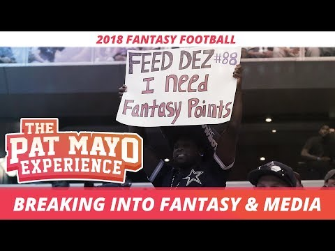 How to Get Into the Fantasy Industry, Broadcasting and Weather in Football