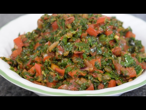 kale sauce: Easy and Nutritious sauce