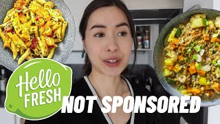HELLO FRESH BRUTALLY HONEST REVIEW   IS IT WORTH IT?
