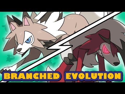 Lycanroc Midday vs Midnight | Pokémon Branched Evolution (Ace Trainer Liam)