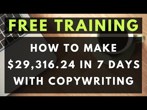 Copywriting Tutorial for BEGINNERS - How to Write a Sales Letter That Converts into SALES Every Time