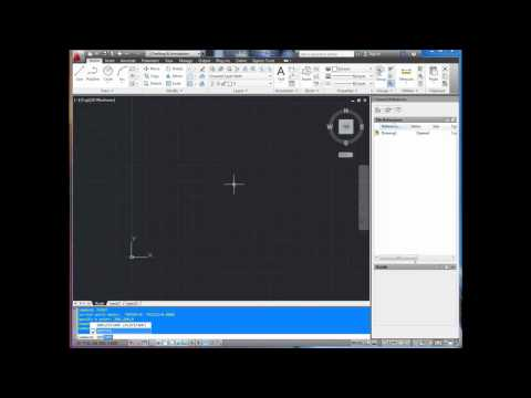 AutoCAD Tutorial: Add a Point - How to change point style