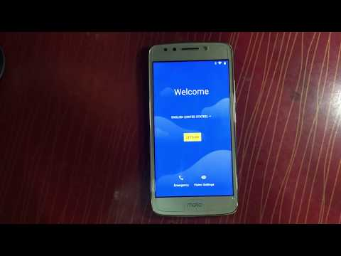 Moto E4 FRP bypass 2018 | Motorola E4 SPRINT/T-MOBILE/METROPCS google account bypass