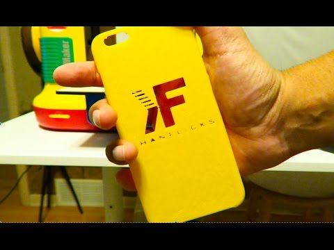 DIY: 3D print your own custom iPhone case (Tutorial)