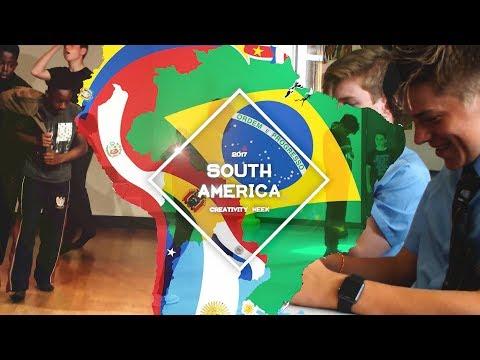 South America Creativity Week 2017 - Dartford Grammar School