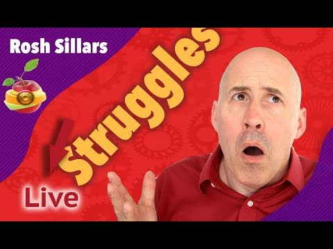 Marketing Strategy Struggles - A candid video