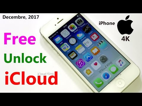 only 2 min Remove Unlock Fix All iPhone iCloud Activation Lock Decembre, 2017