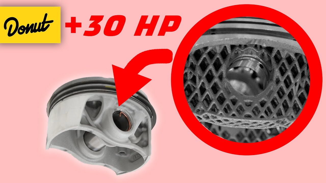 3D Printed Pistons Are Changing the Game