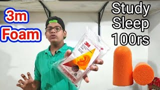 3m foam||Help in study,sleep, meditation.||creator yogesh