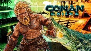 Crocodile Combo  (conan Exiles - Co-op)(2)