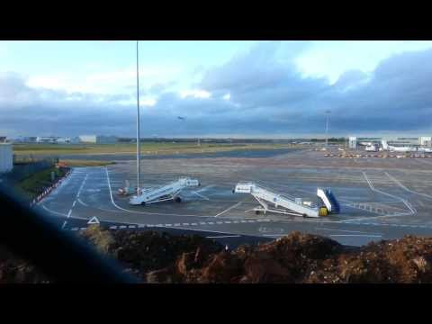 My Visit To The Birmingham International Airport