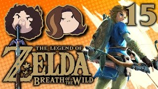Breath of the Wild: Meat in the Wall - PART 15 - Game Grumps