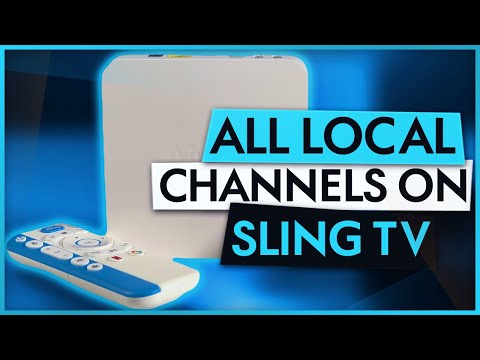 How to Get Local Channels using Sling TV  |  Sling TV and AirTV Player Review