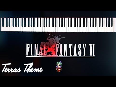 A Piano Perspective: Final Fantasy 6 -  Terras Theme
