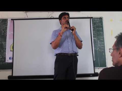 Bharath Thippireddy - Motivational Talk on Interview Skills and Communication Skills
