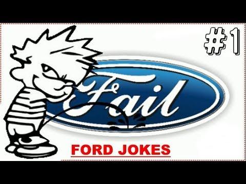Ford Jokes (Part 1)