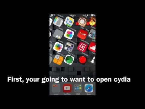 How To Get FREE iTunes Music Using LinkTunes Cydia
