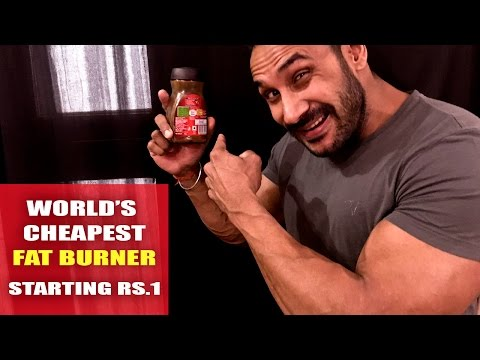 World's cheapest fat burner- Under Rs.1