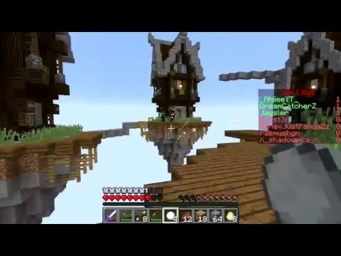 SkyWars ~ I'm In The Middle?!