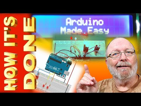 Arduino Made Easy(er) IR Sensor Input Lesson 07