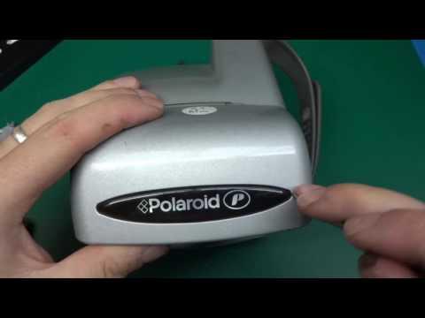 Polaroid 600 camera teardown one way