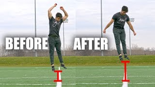 How to: Jump Higher In Only 5 Minutes