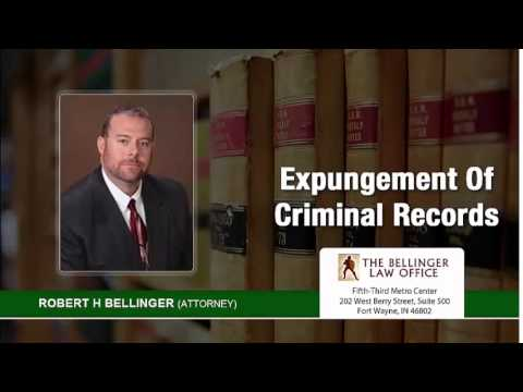 How Long Does The Criminal Record Expungement Process Takes In Fort Wayne, Indiana?   (260) 428-2214