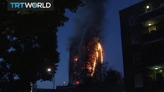Death toll from London fire rises
