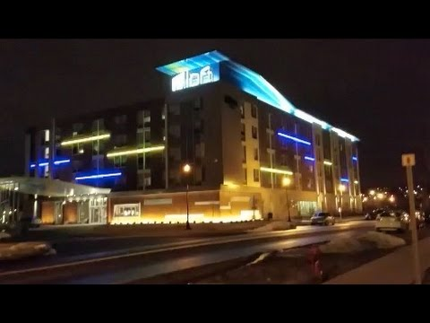 Aloft Hotel Syracuse New York