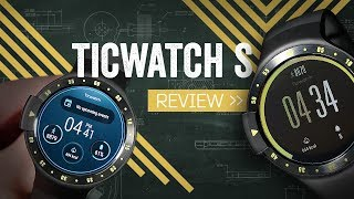 Ticwatch S Review: Android Wear On The Cheap