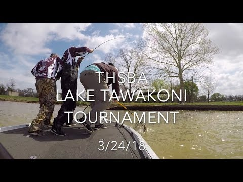 THSBA Lake Tawakoni Tournament