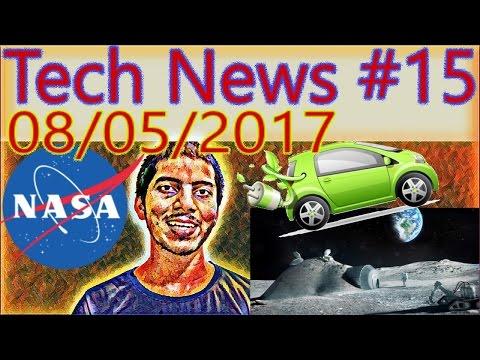 [हिंदी]Tech News #15- NASA Making Concrete from Rocks, Cheap Electric Cars, Big Announcement...