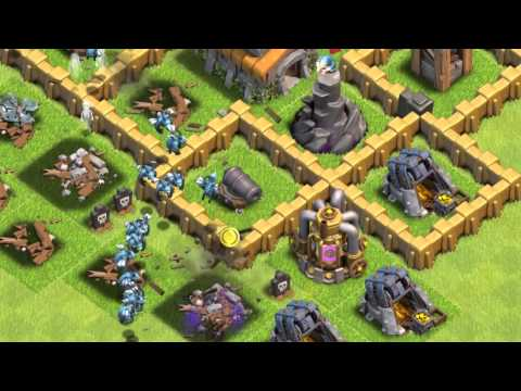 Clash of Clans: The Minion