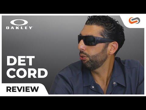 Oakley Det Cord ANSI Safety Glasses Review | SportRx