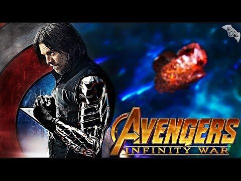 Avengers: Infinity War - Winter Soldier's New Arm!