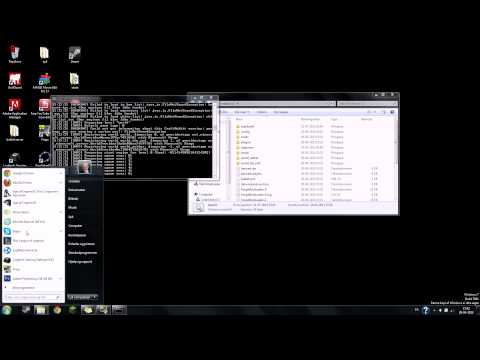how to create a tekkit server! 64 bit win.