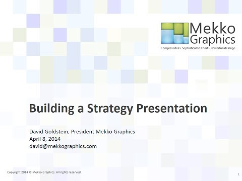 Building a Strategy Presentation