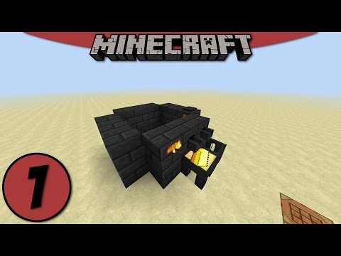 How to Make a Smeltery in Tinker's Construct - Modded Tutorials E1