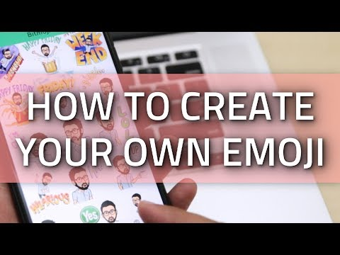 How to Make Your Own Emojis and Stickers Using Bitmoji