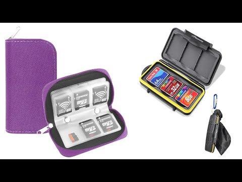 Card Holder 6 Slots Water Shock Resistant Protector just 10$